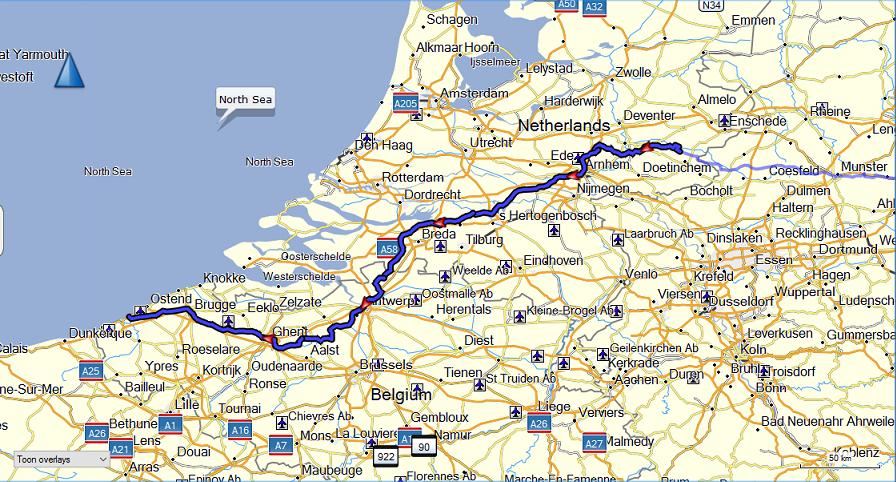 Netherlands BikeAWay